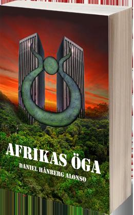 Omslag till Afrikas öga